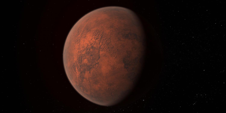 Martian Planet VFX