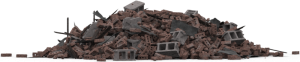 VFX Rubble Asset Preview