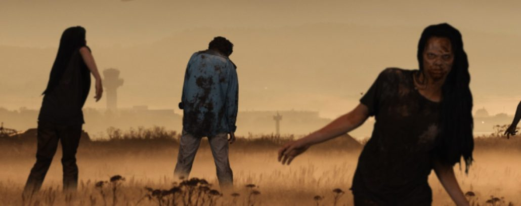 Download and composite zombie VFX to your video