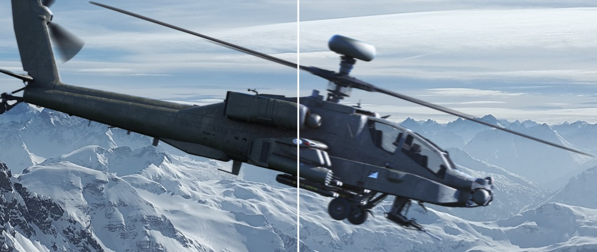 Download Helicopter VFX Tutorial
