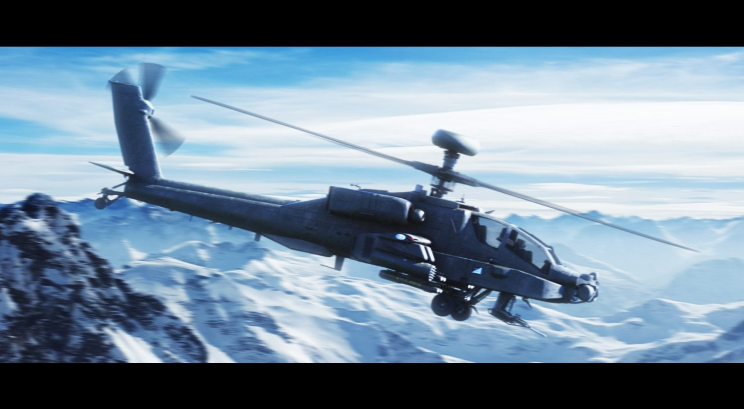 Download Helicopter VFX for your Movie