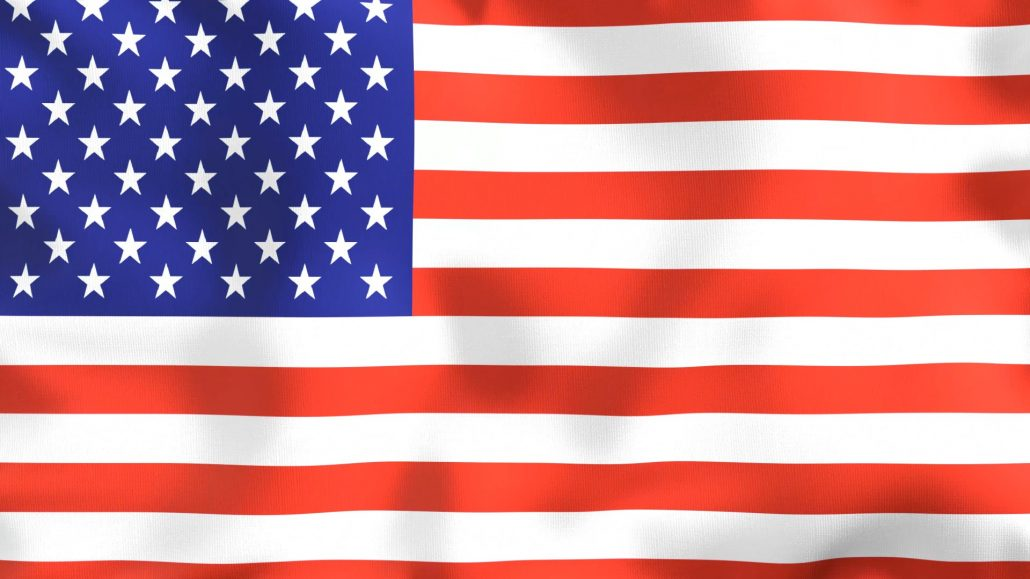 Download HD Looping American USA Flag Backgrounds