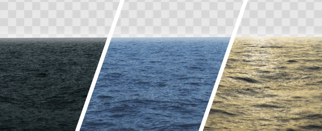 Download HD Looping Ocean and Sea Video Effects